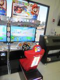 NAMCO ''MARIOKART ARCADE GP DX'' ARCADE GAME SERIAL # MKFC102003