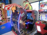 RAW THRILLS ''JURASSIC PARK '' 2 PLAYER ARCADE GAME