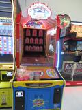 ICE ''DOWN THE CLOWN'' ARCADE GAME