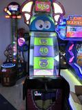 BAY TEK ''TICKET MONSTER'' ARCADE GAME