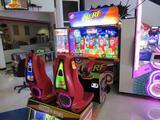 RAW THRILLS ''NERF ARCADE'' 2 PLAYER ARCADE GAME