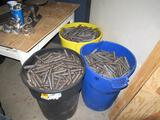 (3) GARBAGE CANS OF TRAMPOLINE SPRINGS