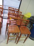 (8) CHAIRS
