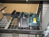 (6) POLYCOM OFFICE PHONES