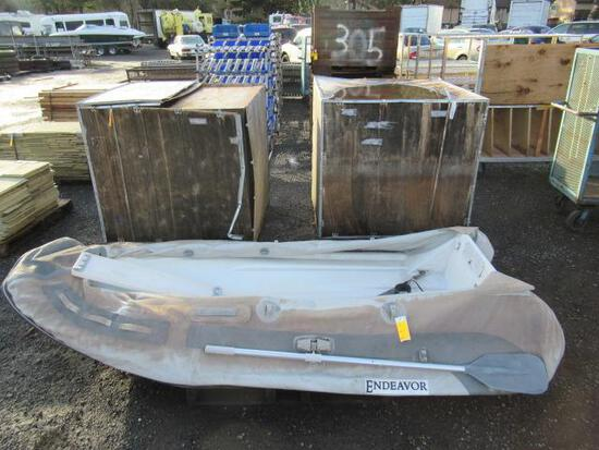 ENDEAVOR MX 310 RIB 10' DINGY