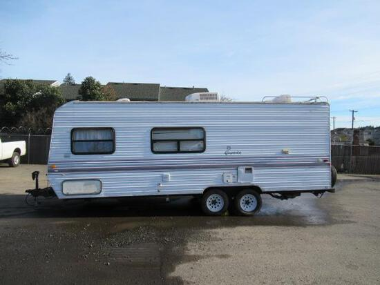 1996 KIT COMPANION 24' TRAVEL TRAILER