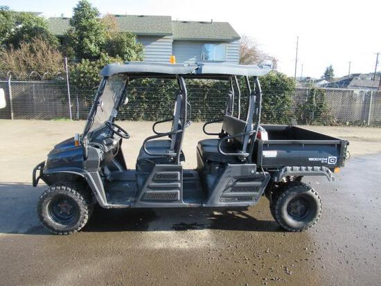 CUSHMAN 1600 XD 4 PERSON UTV