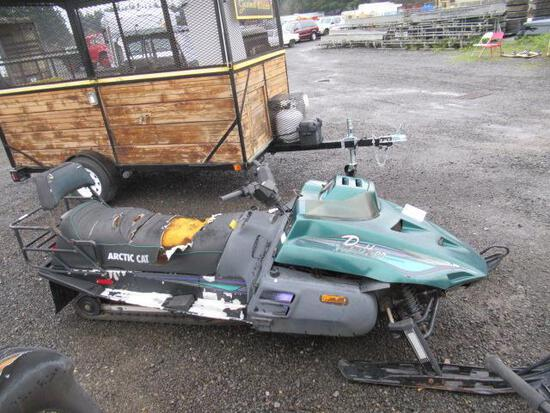 1995 ARCTIC CAT PANTHER SNOWMOBILE