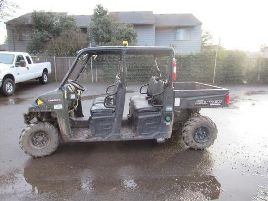 2015 POLARIS RANGER 1000 4 PERSON UTV
