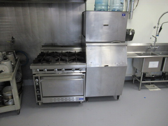 OREGON CULINARY INSTITUTE BANKRUPTCY AUCTION