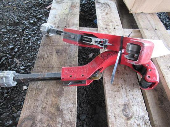(2) REED TUBING CUTTERS