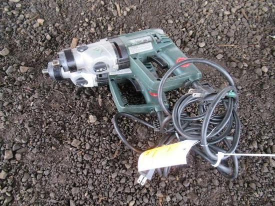 (2) METABO 1015 1/2'' ELETRIC IMPACT GUNS