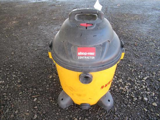 SHOP-VAC CONTRACTOR SERIES SHOP VAC