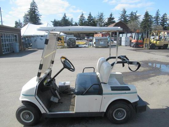 HYUNDAI ELECTRIC GOLF CART