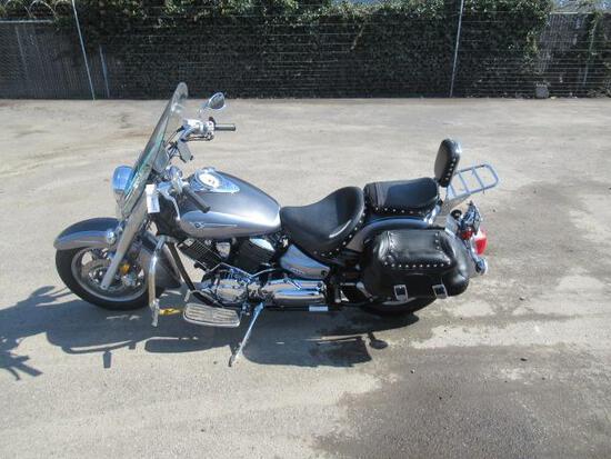 2004 YAMAHA V-STAR 1100 CLASSIC MOTORCYCLE