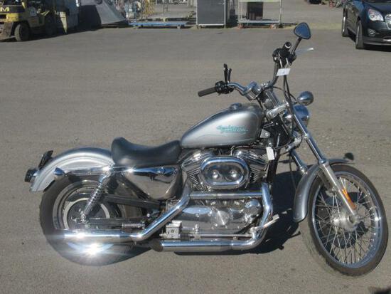2000 HARLEY XL1200 DAVIDSON SPORTSTER MOTORCYCLE