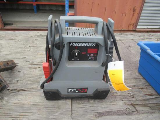 DSR PSJ-2212 PRO SERIES 12 VOLT BATTERY JUMP BOX