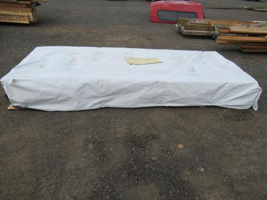 (20) 4' X 10' SHEETS OF FIRE RESISTANT OSB