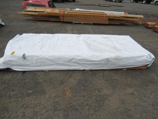 (23) 4' X 10' SHEETS OF FIRE RESISTANT OSB