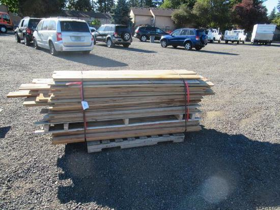 ASSORTED SIZE & LENGTH FENCE BOARDS