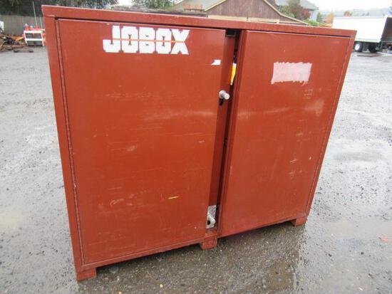 JOBOX 693990 CRESCENT JOBSITE CABINET