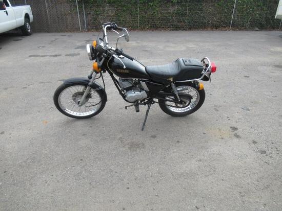 1983 YAMAHA RX50 MOTORCYCLE