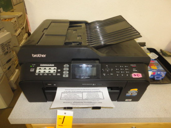 BROTHER MFC-J6510DW WIRELESS FAX/COPY/SCAN