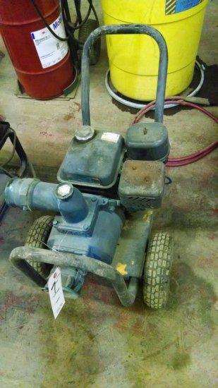 TRASH PUMP GAS 3''