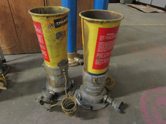 LOT OF 2 COPPUS JET AIR BLOWERS