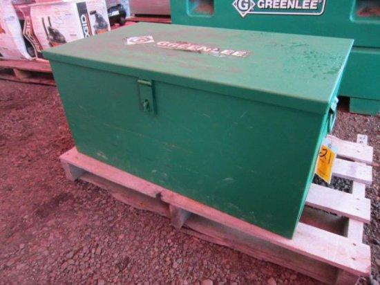 GREENLEE JOB BOX - 1' 8'' X 1' 7'' X 1' 3'' T