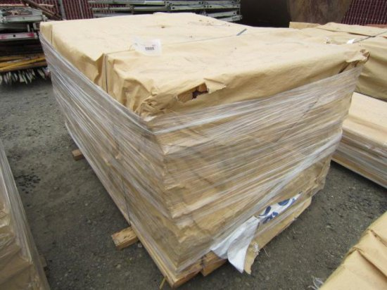 232 PCS OF EASED EDGE DECKING (5.5'' X 6')