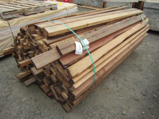 REDWOOD, 120 PIECES TONGUE & GROOVE, 8'