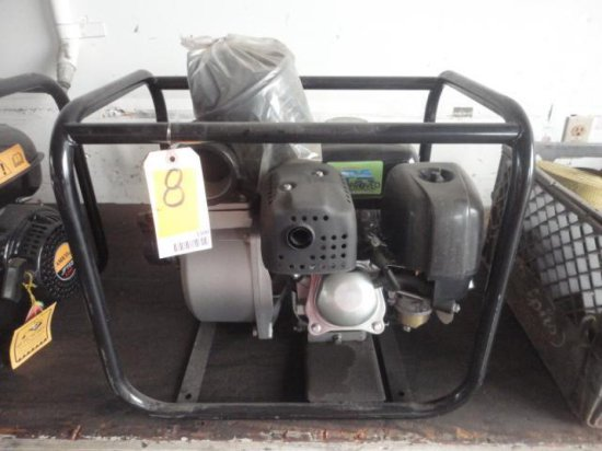 AMICO MGP30 3'' WATER PUMP W/6.5HP GAS ENGINE