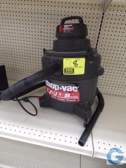 8-gallon shop vacuum