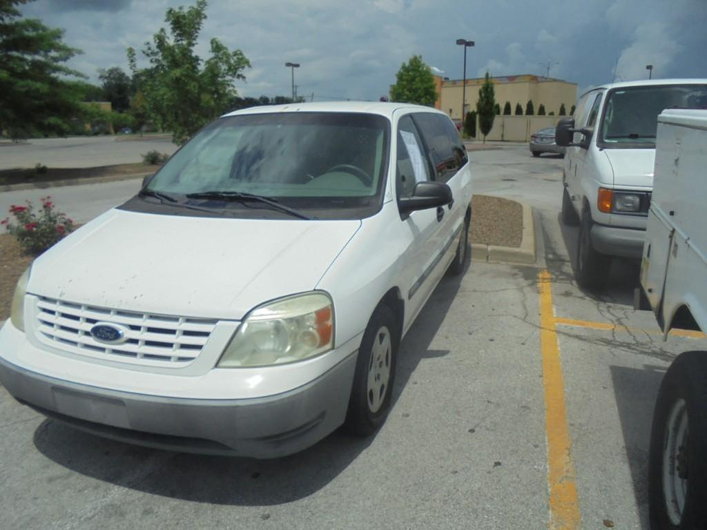 2006 Ford Freestar Van, VIN 2FTZA54626BA12397