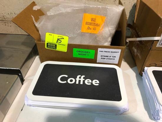 Product marker kit