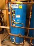 Therma-Stor TS-III-120-1, 114-gallon heat recovery tank