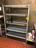 Metro Max poly rack