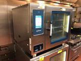 Alto Shaam CTP7-20E (ser #1617683-000) stainless steel combi oven with touch screen