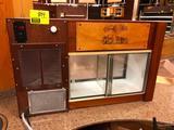 Santa Rita wood humidor cabinet