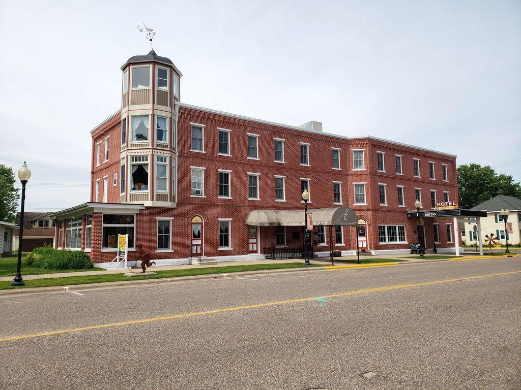 Anderson House Hotel, Wabasha