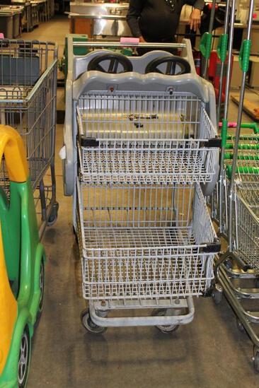 Kiddy cart