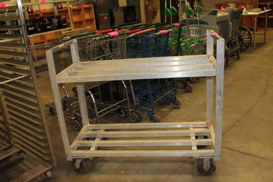 4' portable cart