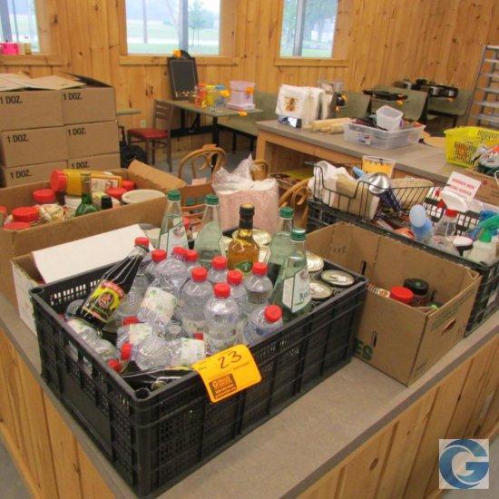 Quantity food items