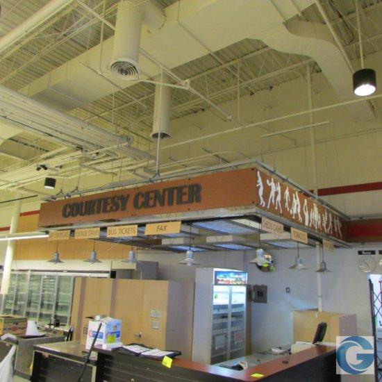 16' x 16' Super Structure for customer service