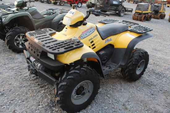 2002 Polaris Sportsman 500 4x4 ATV | Vehicles, Marine