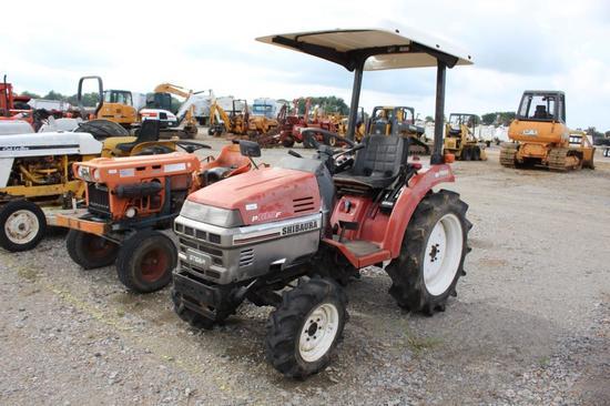 Shibaura 4x4 Tractor | Farm Machinery & Implements Tractors