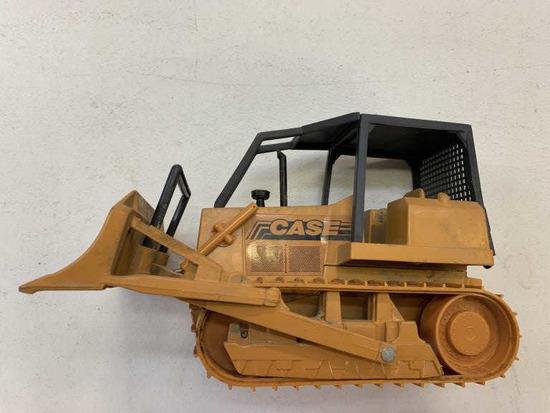 CASE 1987 Ertle Bull Dozer