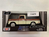 Unused 1969 Toy Ford F-100 Pickup
