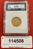 1886 $5 Gold Coin